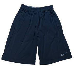 Nike Men's Black Athletic Shorts Size Small